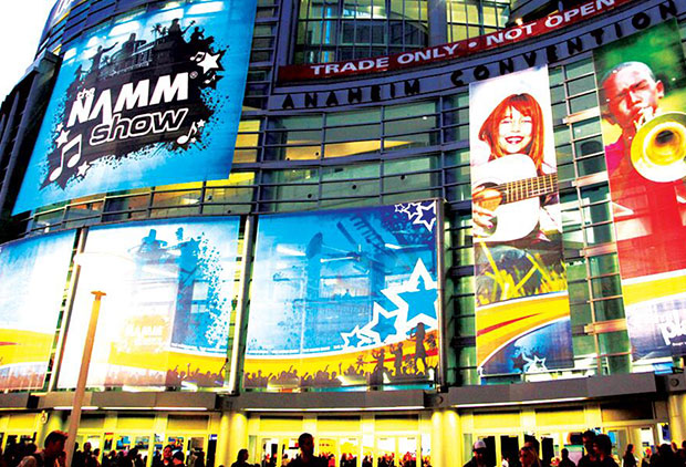 Get ready for the NAMM!